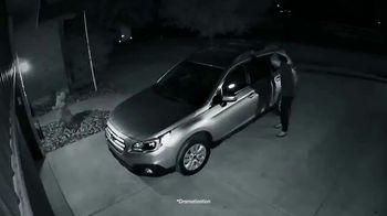 Vivint Outdoor Camera Pro TV Spot, 'The Car Break-in That Never Happened' - Thumbnail 1