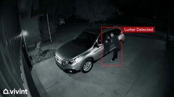 Vivint Outdoor Camera Pro TV Spot, 'The Car Break-in That Never Happened' - Thumbnail 8
