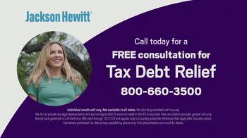 Jackson Hewitt Tax Debt Resolution TV Spot, 'Break Free' - Thumbnail 8