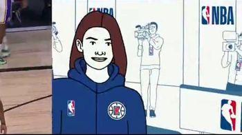NBA Pick 'Em TV Spot, 'Meet Maria' - Thumbnail 1