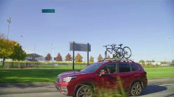 Subaru A Lot to Love Event TV Spot, 'Shop Online: Forester' [T2] - Thumbnail 1
