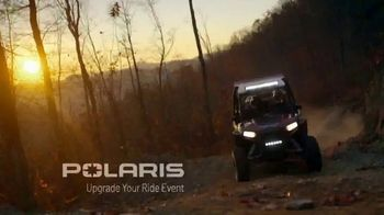 Polaris Upgrade Your Ride Event TV Spot, 'The Great Outdoors' - Thumbnail 10