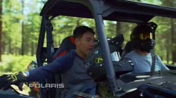 Polaris Upgrade Your Ride Event TV Spot, 'The Great Outdoors'
