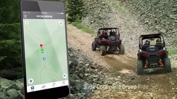 Polaris Upgrade Your Ride Event TV Spot, 'The Great Outdoors' - Thumbnail 7
