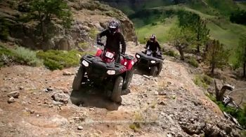 Polaris Upgrade Your Ride Event TV Spot, 'The Great Outdoors' - Thumbnail 9