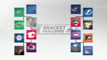 The National Hockey League TV Spot, '2020 Stanley Cup Playoffs Bracket Challenge' - Thumbnail 1