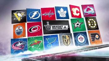 The National Hockey League TV Spot, '2020 Stanley Cup Playoffs Bracket Challenge'
