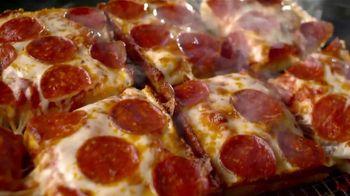 Jet's Pizza Anniversary Special TV Spot, 'Eight Corner Pizza'