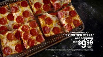 Jet's Pizza Anniversary Special TV Spot, 'Eight Corner Pizza' - Thumbnail 9
