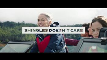Shingrix TV Spot, 'Shingles Doesn't Care'