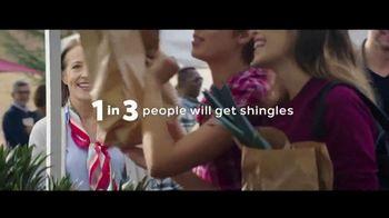 Shingrix TV Spot, 'Shingles Doesn't Care' - Thumbnail 4