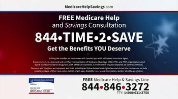 Ensurem TV Spot, 'Attention Medicare Beneficiaries: Additional Benefits' - Thumbnail 4