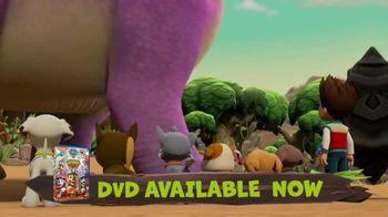 PAW Patrol: Dino Rescue Home Entertainment TV Spot - Thumbnail 2