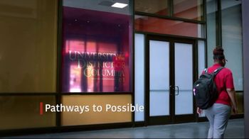 University of the District of Columbia TV Spot, 'Virtual Learning Opportunities' - Thumbnail 3