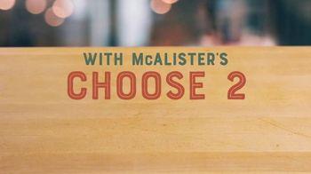 McAlister's Deli TV Spot, 'Choose Two' - Thumbnail 2