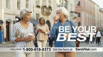 SeroVital TV Spot, 'Wonder Hormone: 90-Day Challenge'