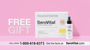 SeroVital TV Spot, 'Wonder Hormone: 90-Day Challenge' - Thumbnail 8