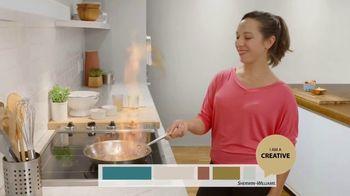 Sherwin-Williams TV Spot, 'Color ID: Feels Like Us' Featuring Ian Knauer, Kendra Thatcher - Thumbnail 4
