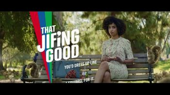Jif Squeeze TV Spot, 'Squirrel' - 2213 commercial airings