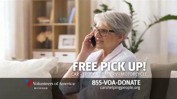Volunteers of America Michigan TV Spot, 'Donate a Vehicle' - Thumbnail 2