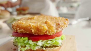 Arby's Beer Battered Fish Sandwich TV Spot, 'Reinvented' Song by YOGI - Thumbnail 2