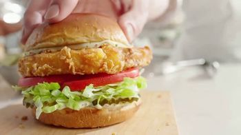 Arby's Beer Battered Fish Sandwich TV Spot, 'Reinvented' Song by YOGI - Thumbnail 3