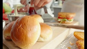 Arby's Beer Battered Fish Sandwich TV Spot, 'Where's the Ambition?' Song by YOGI - Thumbnail 6