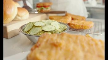 Arby's Beer Battered Fish Sandwich TV Spot, 'Where's the Ambition?' Song by YOGI - Thumbnail 7