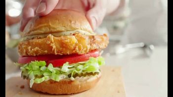 Arby's Beer Battered Fish Sandwich TV Spot, 'Where's the Ambition?' Song by YOGI - Thumbnail 8