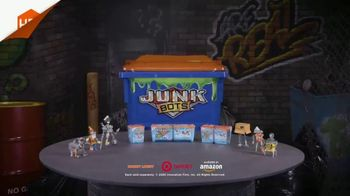 Hexbug JunkBots TV Spot, 'Dump the Junk' - Thumbnail 9