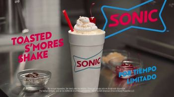 Sonic Drive-In Toasted S'Mores Shake TV Spot, 'El sabor a campamento' [Spanish] - Thumbnail 7