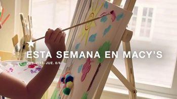 Macy's TV Spot, 'Elementos esenciales de regreso a la escuela: Star Money' [Spanish]