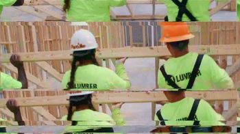 84 Lumber TV Spot, 'Ready for a New Career?' Song by Summer Kennedy - Thumbnail 3