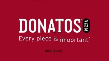 Donatos The 150 Pepperoni Pizza TV Spot, 'Edge to Edge' - Thumbnail 9