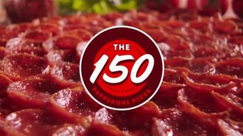 Donatos The 150 Pepperoni Pizza TV Spot, 'Edge to Edge' - Thumbnail 3