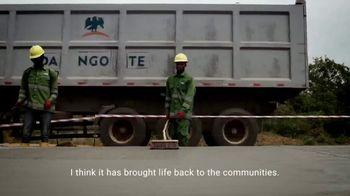 Dangote TV Spot, 'Touching Lives: Emmanuel Akhimienho' - Thumbnail 5