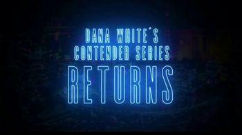ESPN+ TV Spot, 'Dana White's Contender Series' Song by ZAYDE WØLF - Thumbnail 4