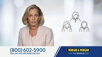 Morgan & Morgan Law Firm TV Spot, 'Consumer Alert: Ovarian Cancer'