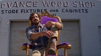 Metro by T-Mobile Unlimited TV Spot, 'Rule Your Day: Wood Shop'