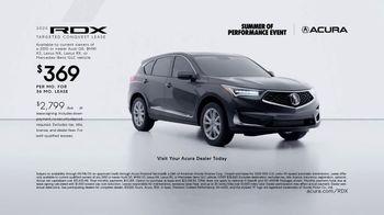 Acura Summer of Performance Event TV Spot, 'Ready: SUVs' [T2] - Thumbnail 9