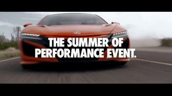 Acura Summer of Performance Event TV Spot, 'Ready: SUVs' [T2] - Thumbnail 6