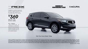 Acura Summer of Performance Event TV Spot, 'Ready: SUVs' [T2] - Thumbnail 8