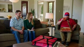 GEICO TV Spot, \'Discovery Channel: Shark Week: Pizza Delivery Guy\'