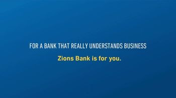 Zions Bank TV Spot, 'Behind Every Number Is a Story' - Thumbnail 9