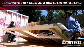 Tuff Shed TV Spot, 'Build With Us' - Thumbnail 1