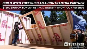 Tuff Shed TV Spot, 'Build With Us' - Thumbnail 2