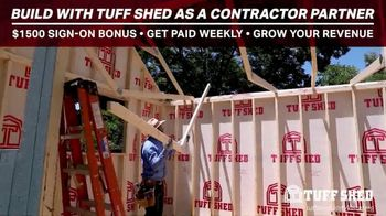 Tuff Shed TV Spot, 'Build With Us' - Thumbnail 3