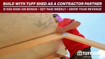Tuff Shed TV Spot, 'Build With Us' - Thumbnail 4