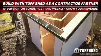 Tuff Shed TV Spot, 'Build With Us' - Thumbnail 5