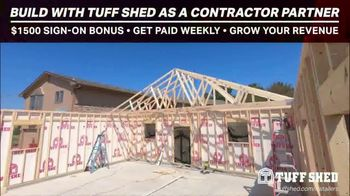 Tuff Shed TV Spot, 'Build With Us' - Thumbnail 6